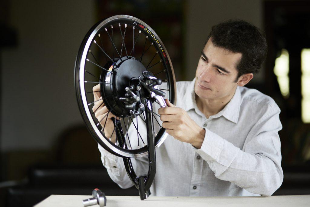 Création vélos Grenoble