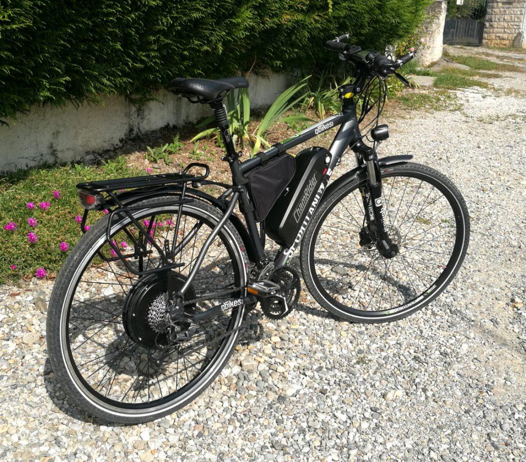 Conversion Vélo électrique Grenoble