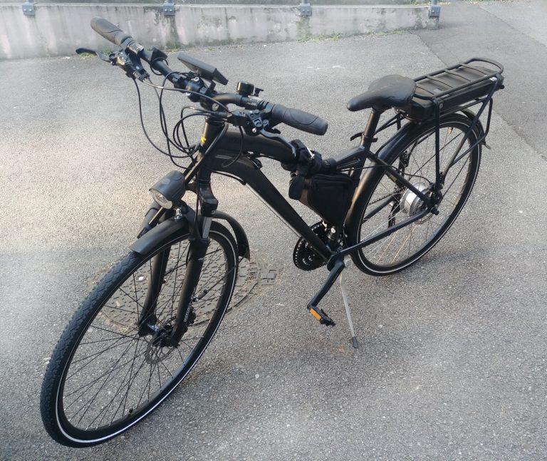 Transformation Vélo électrique Echirolles